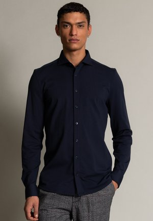 PIQUE - Formal shirt - marine