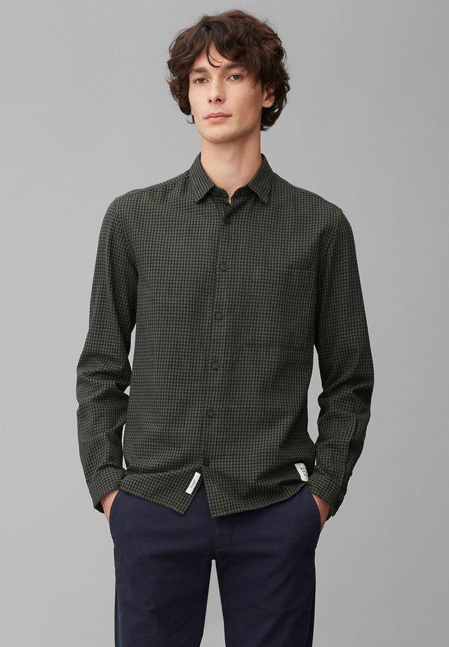 Shirt - multi/scandinavian blue