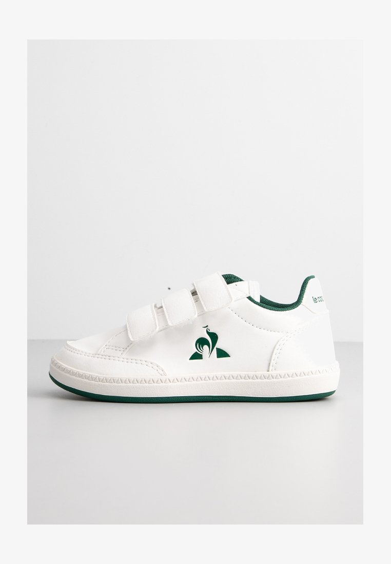 le coq sportif - MATCHPOINT - Trainers - optical white/evergreen