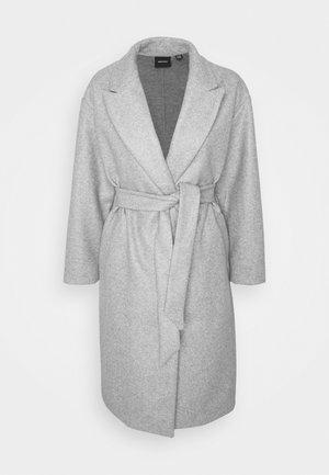 VMFORTUNE LONG - Classic coat - light grey melange