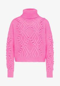 myMo - Jumper - neon pink - 4