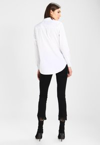 JDY - JDYMIO - Button-down blouse - white - 2