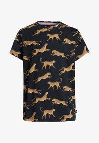 WE Fashion - T-shirt print - black - 3