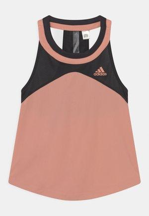 CLUB - Sportshirt - ambient blush/black