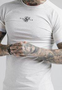 SIKSILK - UNITE GYM TEE - Basic T-shirt - grey marl - 4