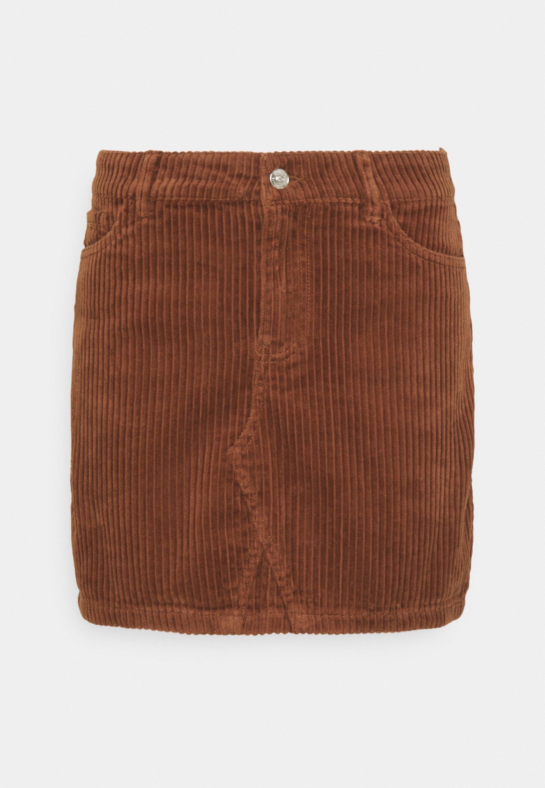 Women ONLSKY ENY LIFE SKIRT - Denim skirt