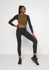 Even&Odd active - Top - military olive - 1