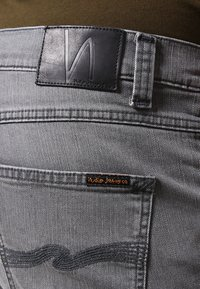 Nudie Jeans - LEAN DEAN - Slim fit -farkut - pine grey - 4