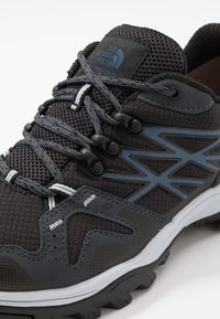 The North Face - HEDGEHOG FASTPACK GTX - Hiking shoes - ebony grey/shady blue - 5