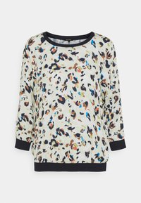 More & More - BLOUSE SLEEVE - Long sleeved top - multi - 0