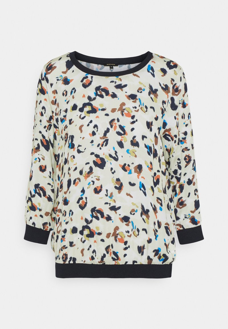 More & More - BLOUSE SLEEVE - Long sleeved top - multi