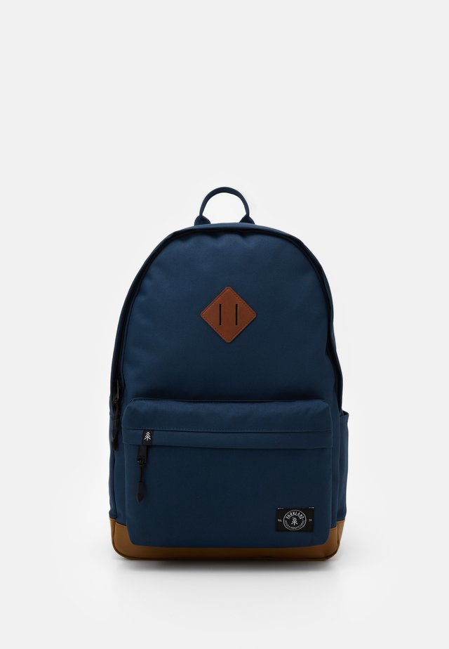 KINGSTON PLUS - Zaino - navy