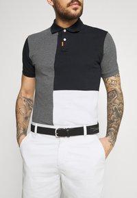 Nike Golf - Polo shirt - black/charcoal heathr/dark grey - 4