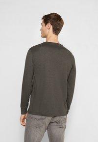Polo Ralph Lauren - PIMA - Long sleeved top - dark charcoal heather - 2