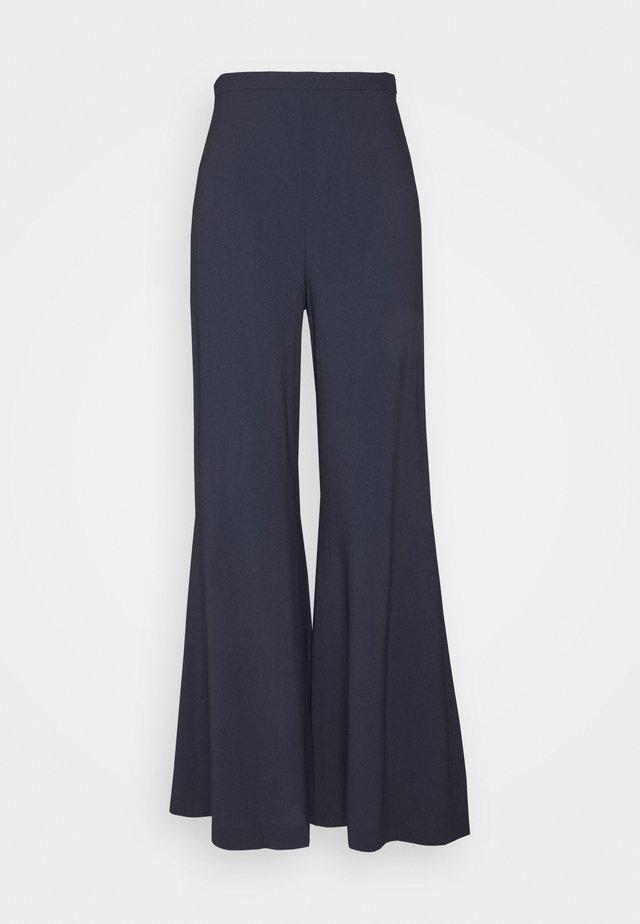 PANTALONE - Trousers - dark blue
