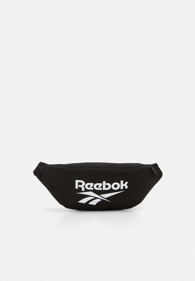 WAISTBAG UNISEX - Ledvinka - black