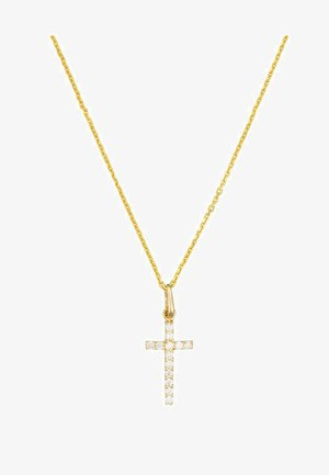 Necklace - jaune