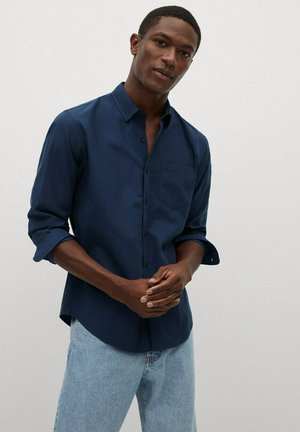 DALCO - Shirt - azul marino oscuro