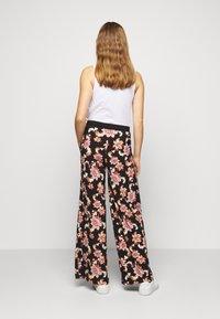 Lauren Ralph Lauren - Trousers - black/multi - 2