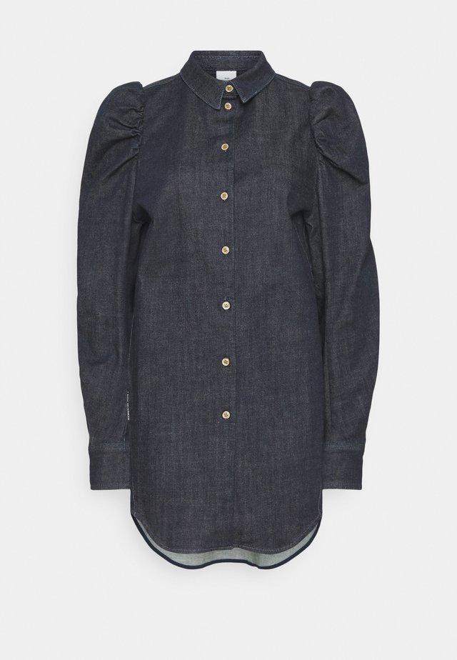 ELLEN - Denimové šaty - rinse blue