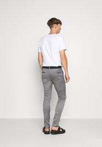 Replay - Pantaloni - mottled grey - 2
