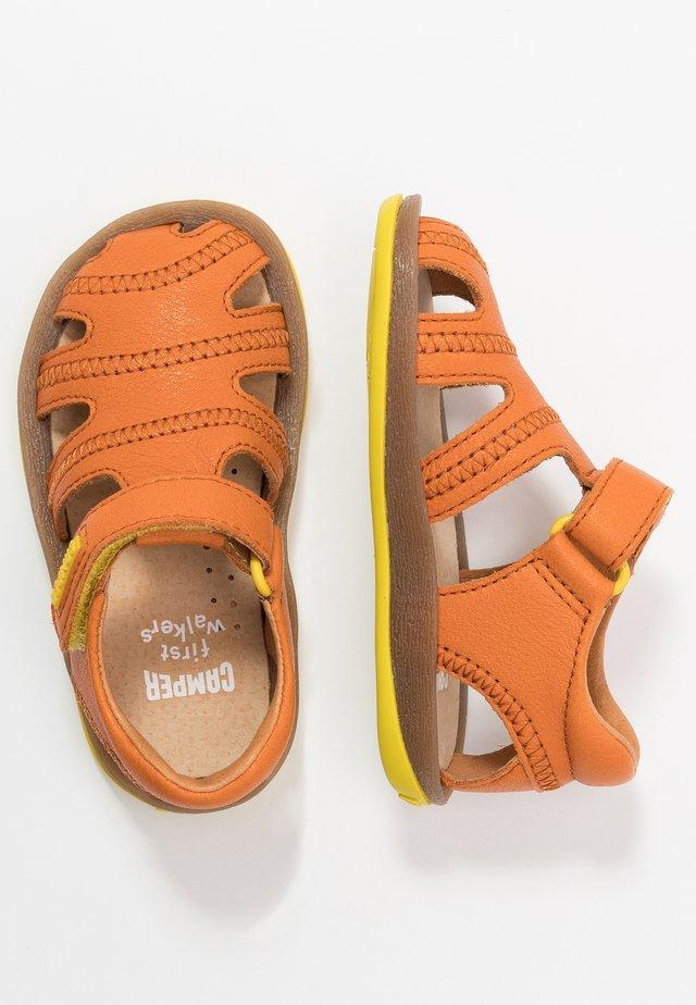BICHO - Sandalias - medium orange