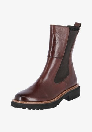 CHELSEA - Classic ankle boots - braun