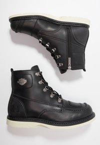 Harley Davidson - HAGERMAN - Biker-/cowboynilkkurit - black - 1