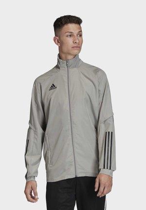 CONDIVO 20 PRE-MATCH TRACKSUIT - Training jacket - team mid grey