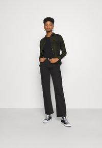 Lee - REGULAR WESTERN SHIRT - Camicia - serpico green - 1