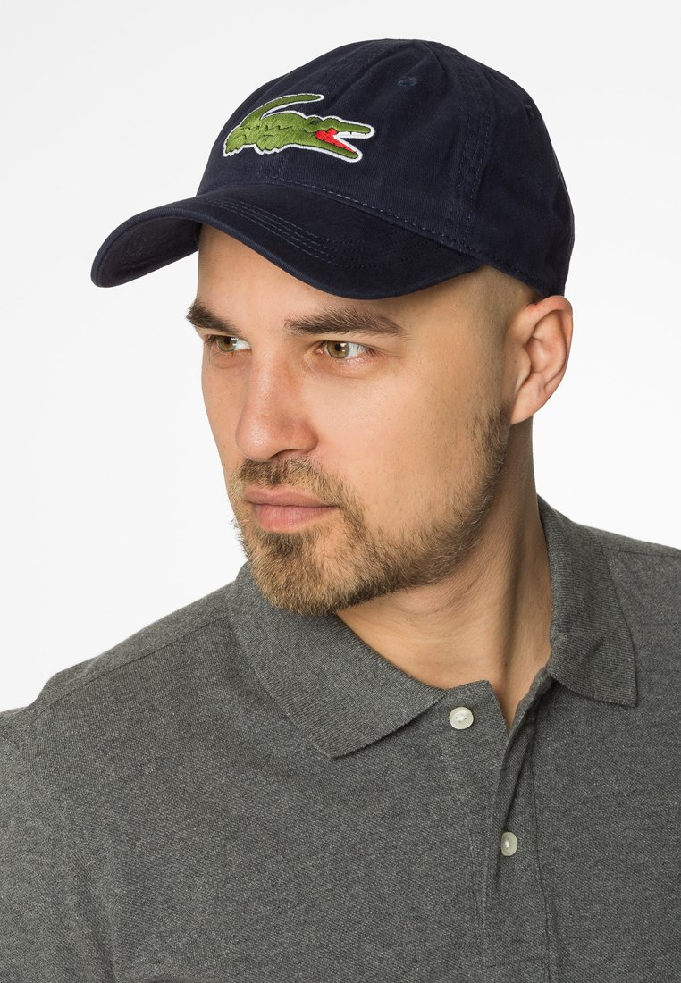 Lacoste - Cappellino - navy blue