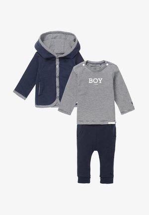BABY SET - Chaqueta de punto - navy