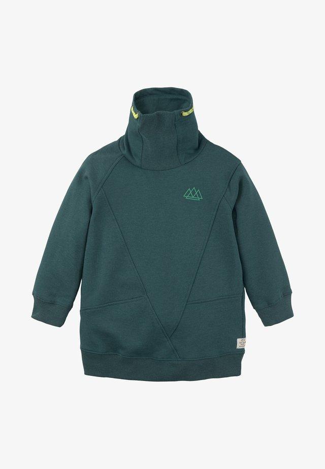 Sweatshirt - gleam green