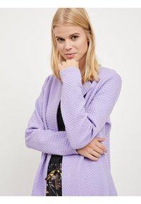 Vila - VINAJA NEW LONG JACKET - Summer jacket - lilac - 3