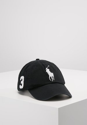 CLASSIC SPORT CAP  - Kšiltovka - black