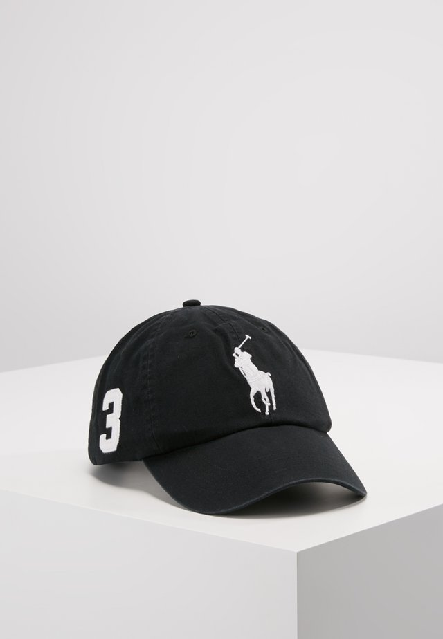 CLASSIC SPORT CAP  - Cap - black