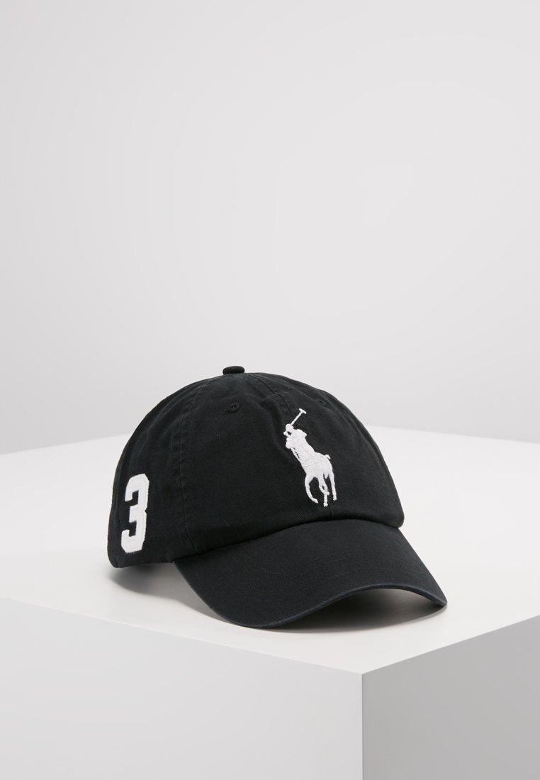 Polo Ralph Lauren - CLASSIC SPORT CAP  - Caps - black