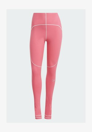 ADIDAS BY STELLA MCCARTNEY TRUESTRENGTH YOGA LEGGINGS - Medias - pink