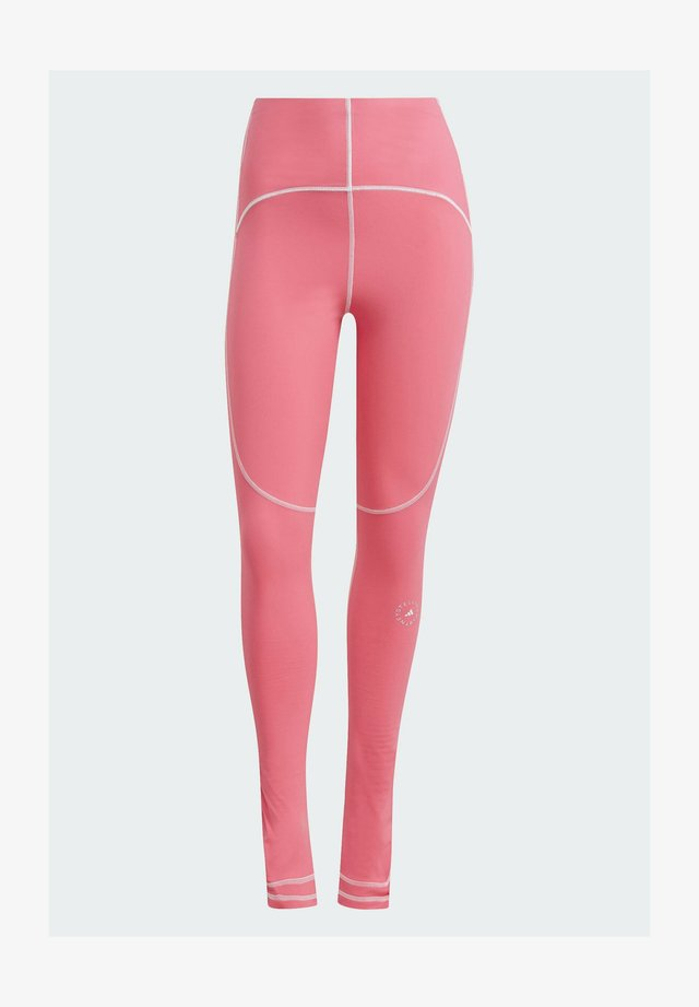 ADIDAS BY STELLA MCCARTNEY TRUESTRENGTH YOGA LEGGINGS - Leggings - pink