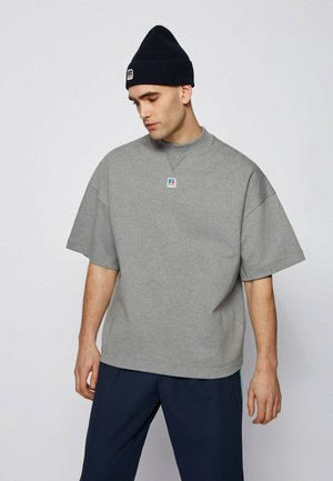 T BOX - Basic T-shirt - grey