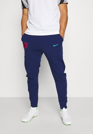 FC BARCELONA PANT - Club wear - blue void/oracle aqua