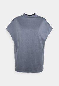 Weekday - PRIME - Basic T-shirt - grey - 5