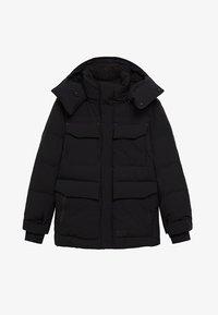 Mango - POLAR - Winter jacket - schwarz - 6