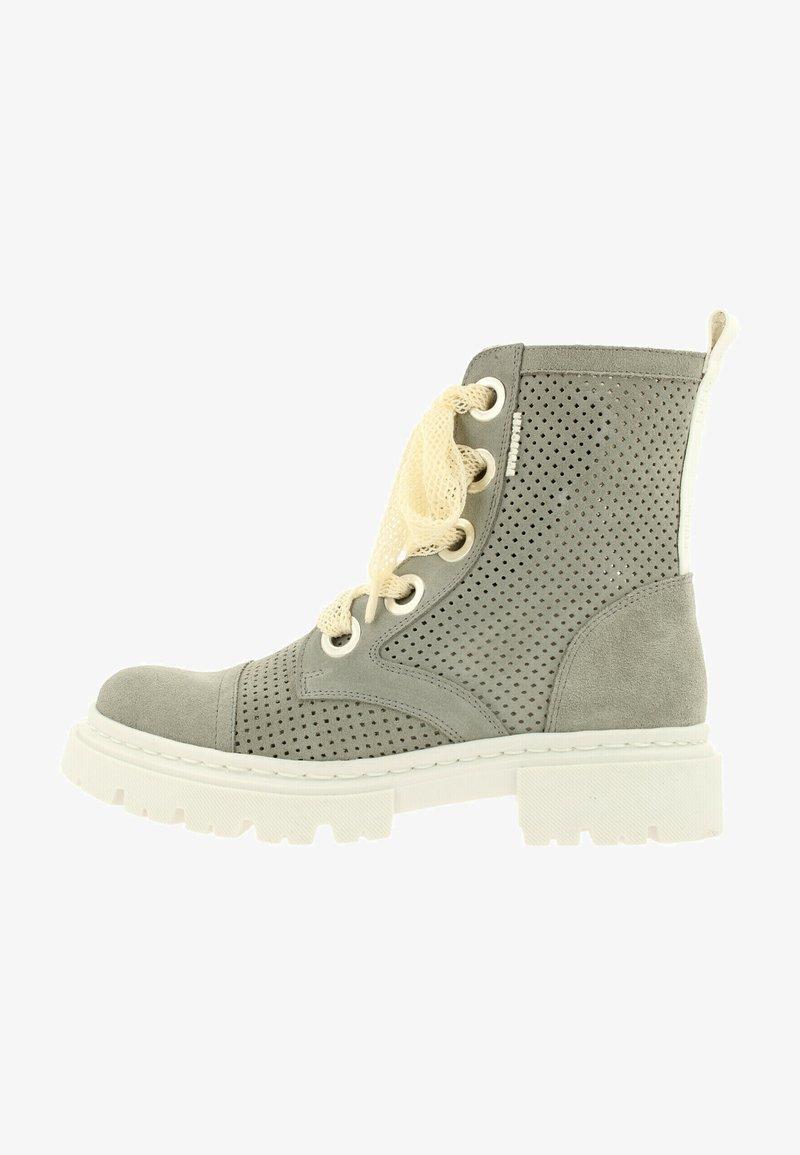 Bullboxer - Platform ankle boots - grey