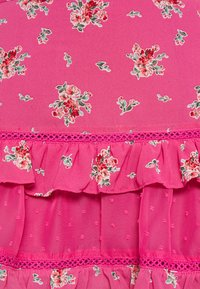 Glamorous - RUFFLE SKIRTS - Mini skirt - pink - 4