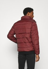 INDICODE JEANS - JUAN DIEGO - Winter jacket - red - 3