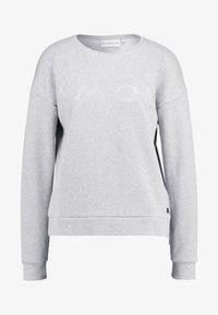 AMOV - ASTRID - Collegepaita - light grey melange - 4