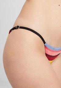 Seafolly - BAJA STRIPE RIO PANT - Bikini bottoms - saffron - 4