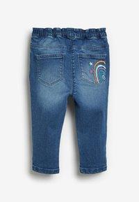 Next - PULL-ON  - Straight leg jeans - blue - 1