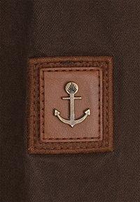 Naketano - Summer jacket - brownie - 4